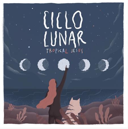 Carlos Sadness presenta el «Ciclo lunar» de «Tropical Jesús»