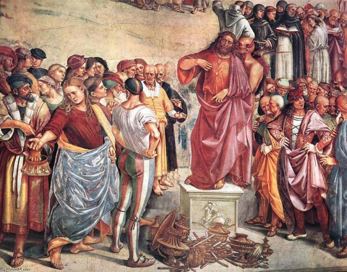 Luca-Signorelli-Sermon-and-Deeds-of-the-Antichrist-detail-8-