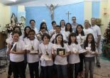 Primeira Eucaristia Familiar 2012