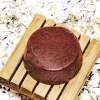 Acondicionador sólido de cacao con jabonera