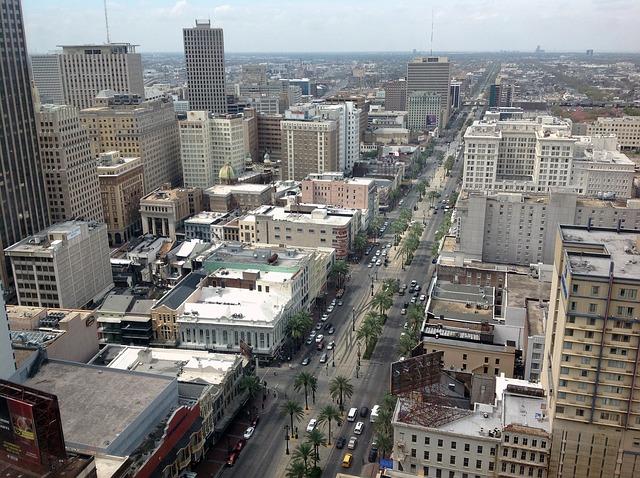 Perdido en Nueva Orleans