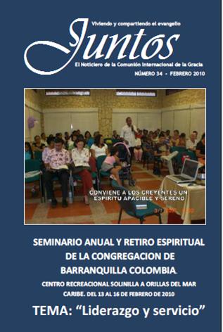 Noticiero Juntos No. 34 | Barranquilla