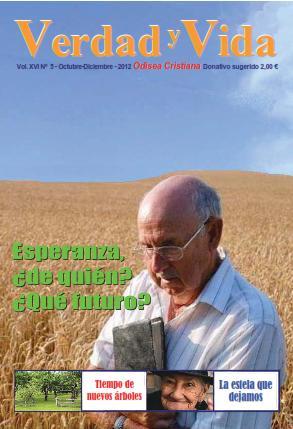 Revista Verdad y Vida | Octubre/Diciembre 2012