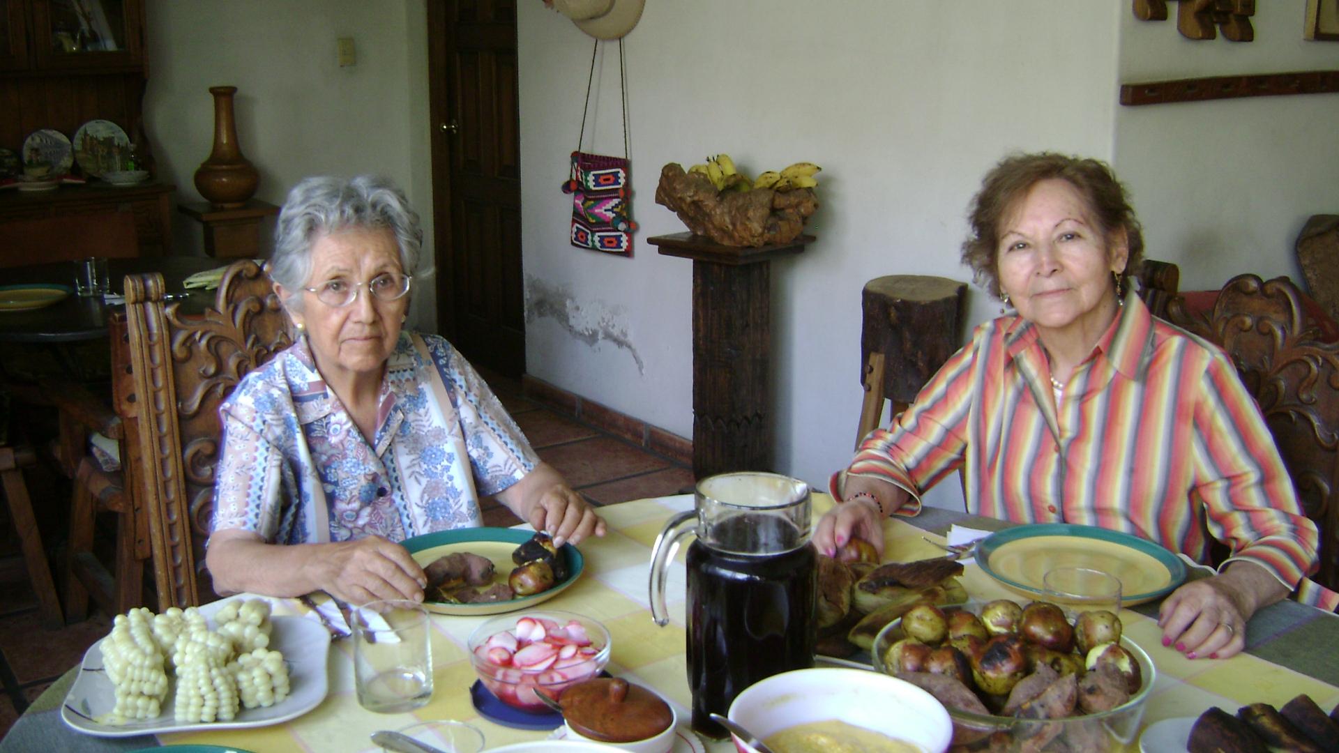 En memoria de Francisca Bustíos Castro