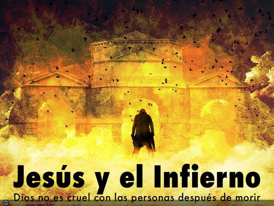 Jesús y el Infierno  |  Estudio Bíblico en línea