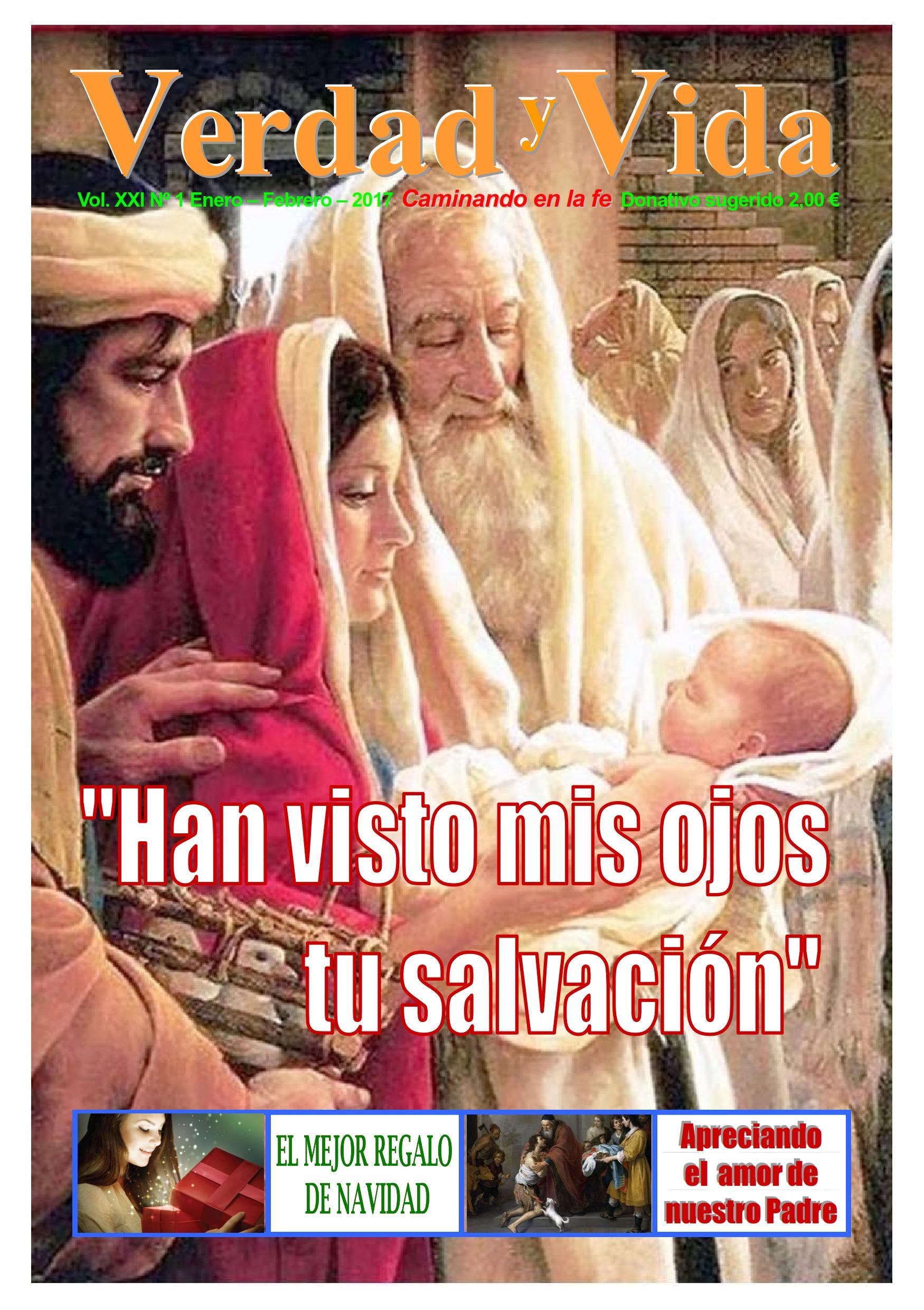 Revista Verdad y Vida – Enero-Febrero 2017