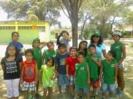 Equipo de niños