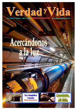Revista Verdad y Vida | Marzo-Abril 2013
