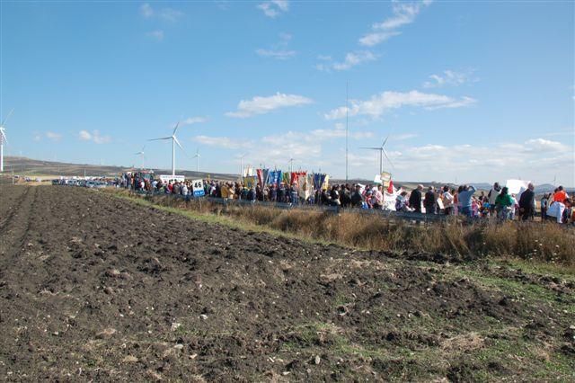 processione a pero spaccone, 2.10.2008 _a.verderosa