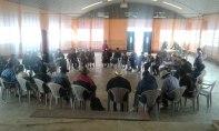 Consenso para eleccion de delegados