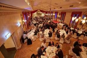 Abendveranstaltung auf dem Handelslogistik-kongress