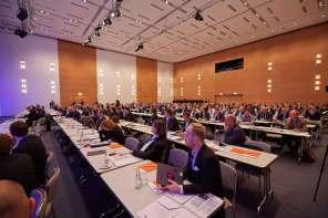 Handelslogistik-kongress 2017 Plenum
