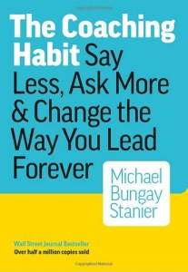 Book: The Coaching Habit