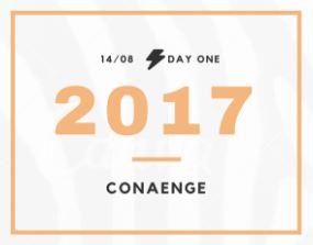 Day One - CONAENGE 2017
