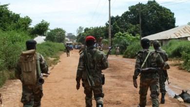 Coup d'état en Guinée
