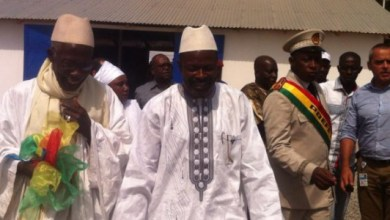 Mohamed Saide Fofana à Labé