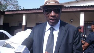 ministre de la sécurité Mahmoud Cissé Ebola en Guinée : le Gouvernement hausse le ton contre les violences sur les agents sanitaires…