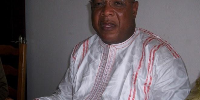Baidy Aribot député de l'UFR de Kaloum
