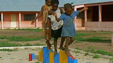 Mois de l'enfant Guinée