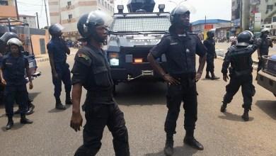 agents de la police