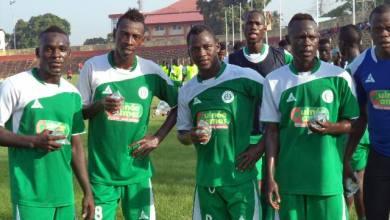 Footballeurs du Hafia FC