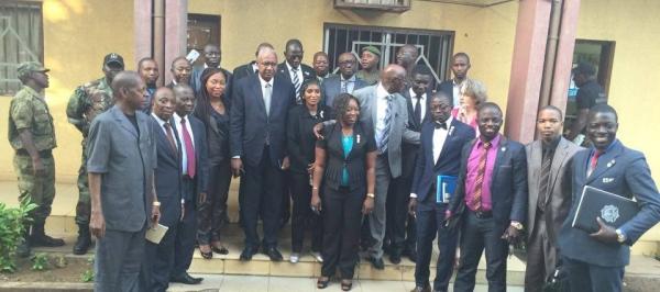 Less maginstrats guinéens outillés d'avantage pour servir le pays