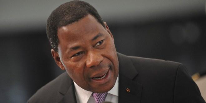 Le président béninois Boni Yayi|Wilson Dias/ABr