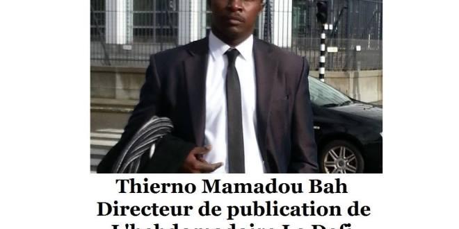 Bah Thierno Mamadou