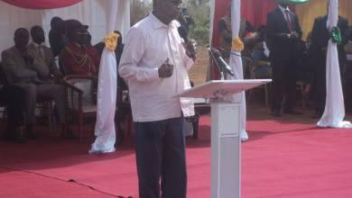 Energie: le Président Alpha Condé lance les travaux de construction du barrage de Souapiti