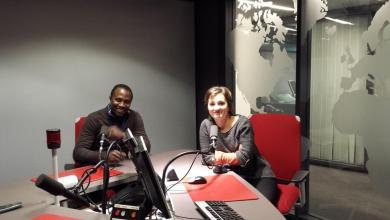 Elhadj Thierno Mamadou Bah à RFI