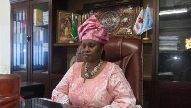 ministre conseillère à la présidence de la République, madame Kaba Rougui Barry