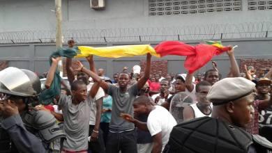 Libéria le Syli National Junior