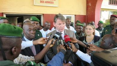 L'ambassade des Etats-Unis offre des équipements médical aux forces armées guinéenne