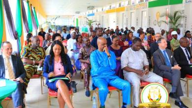 inauguration saboutech Guinée