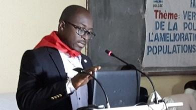 Mohamed Lamine Doumbouya à Sonfonia