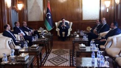 Le Premier ministre désigné du gouvernement libyen d'union nationale