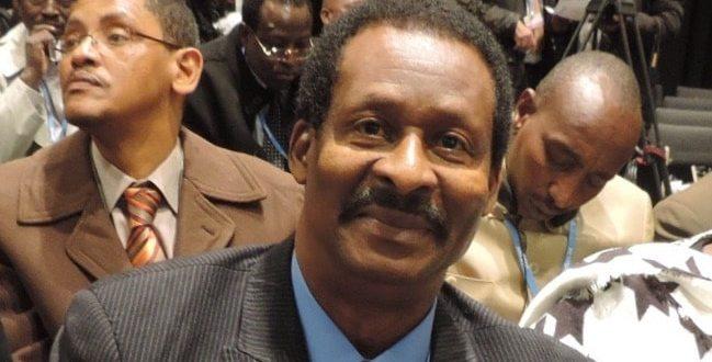 Dr. Cheick Taliby Sylla le Ministre de l'Energie et de l'Hydraulique