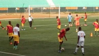 Syli cadet de Guinee