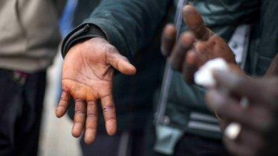 Des clandestins à Melilla en Espagne le 10 mars 2014   AFP/Archives   JOSE COLON