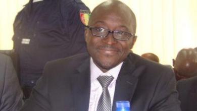 le ministre du Budget (photo), Mohamed Lamine Doumbouya