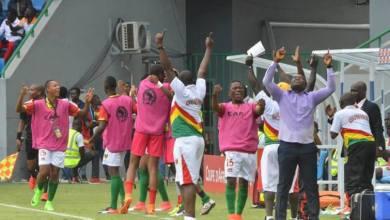 Le syli national cadet a remporté (3-1) la petite finale de la coupe d'Afrique des nations U17