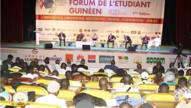 Forum de l'étudiant guinéen