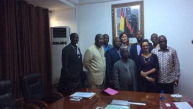 Le partenariat Guinée - Allemagne se conforte en matière d'éducation.
