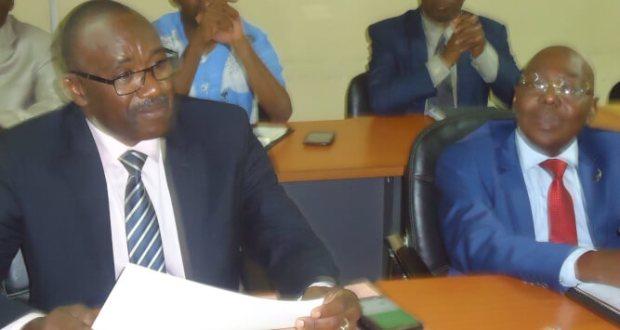 Plateforme informatisée de Gestion des Agents de l'Etat et les projets du Département financés par la Banque Mondiale.