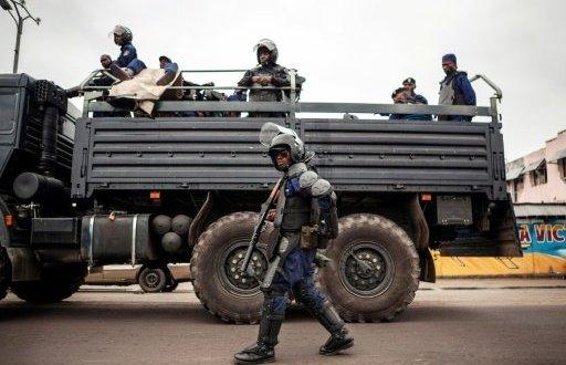 Kinshasa (AFP)© 2017 AFPRDCongo-troubles-élections-partis-rébellion