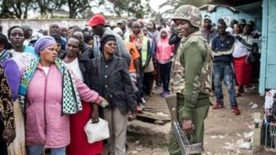 Nairobi (AFP)© 2017 AFPKenya-élections
