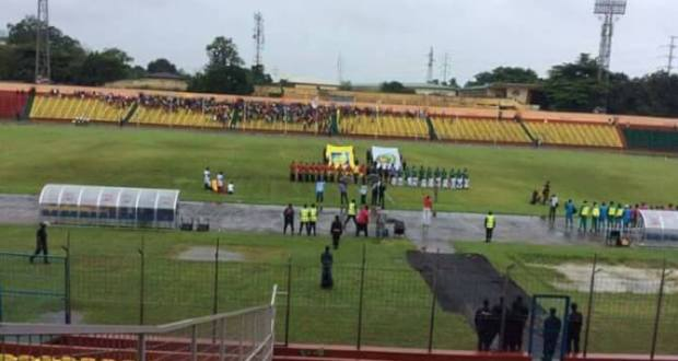 MCSPH - GUINEE-SÉNÉGAL (5 buts à 0)