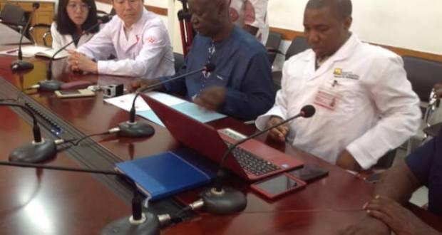 MFPREMA : Signature d'une Convention de Partenariat avec l'hôpital de l'Amitié Sino guinéenne