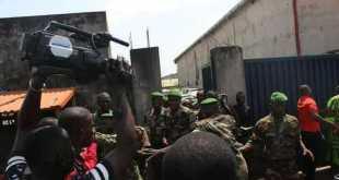 Journaliste tabassé à conakry