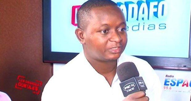 Moussa moise sylla Espace FM Guinée